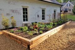 Timber-Garden-Planters